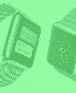 Creating for the Apple Watch